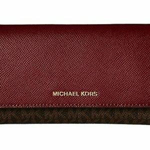 NWT Michael Kors Large Wallet/Xbody Final Price